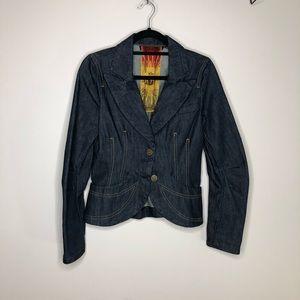 L.A.M.B. 90's Style Jean Jacket